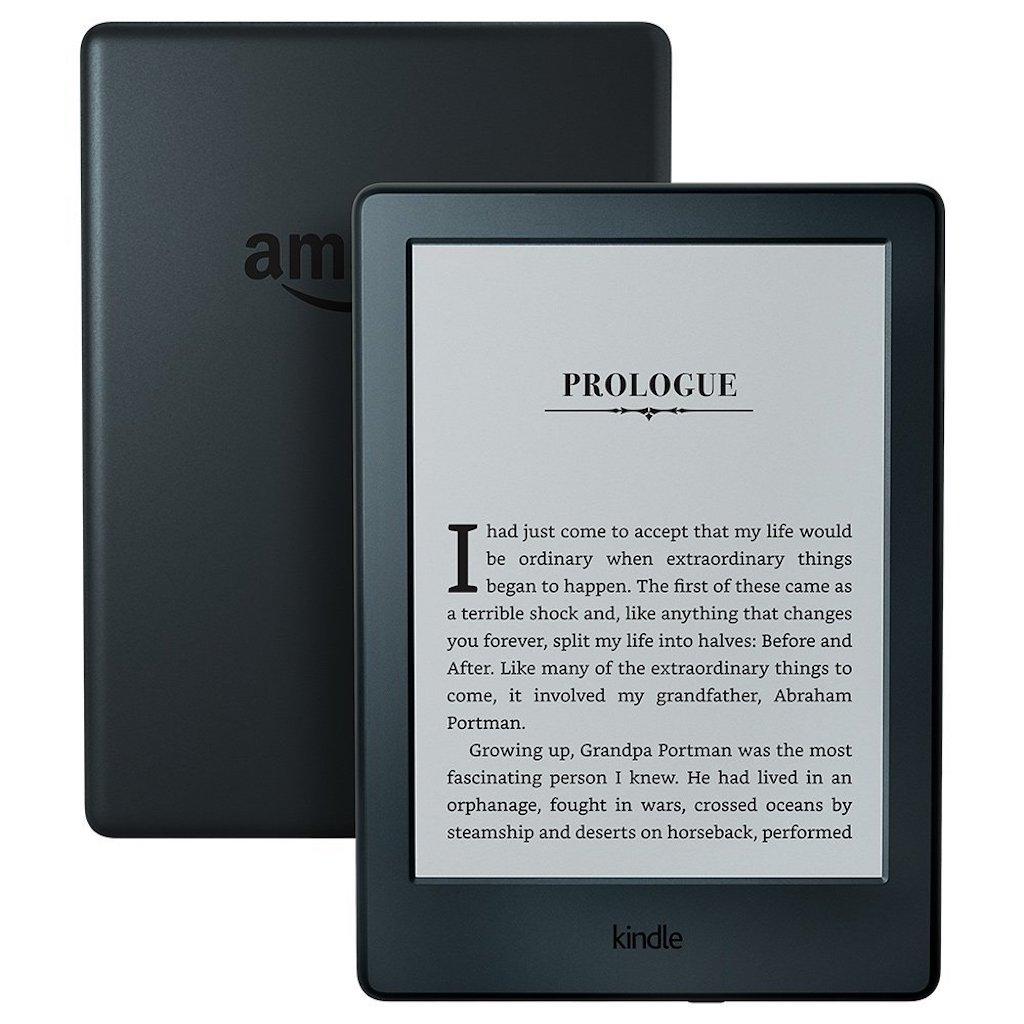 Kindle E Reader, modern tech