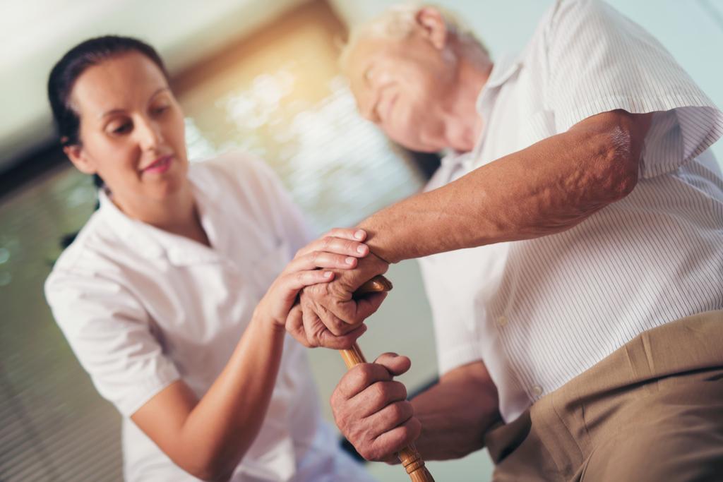 Man with Parkinson's Disease Diseases That Affect Men