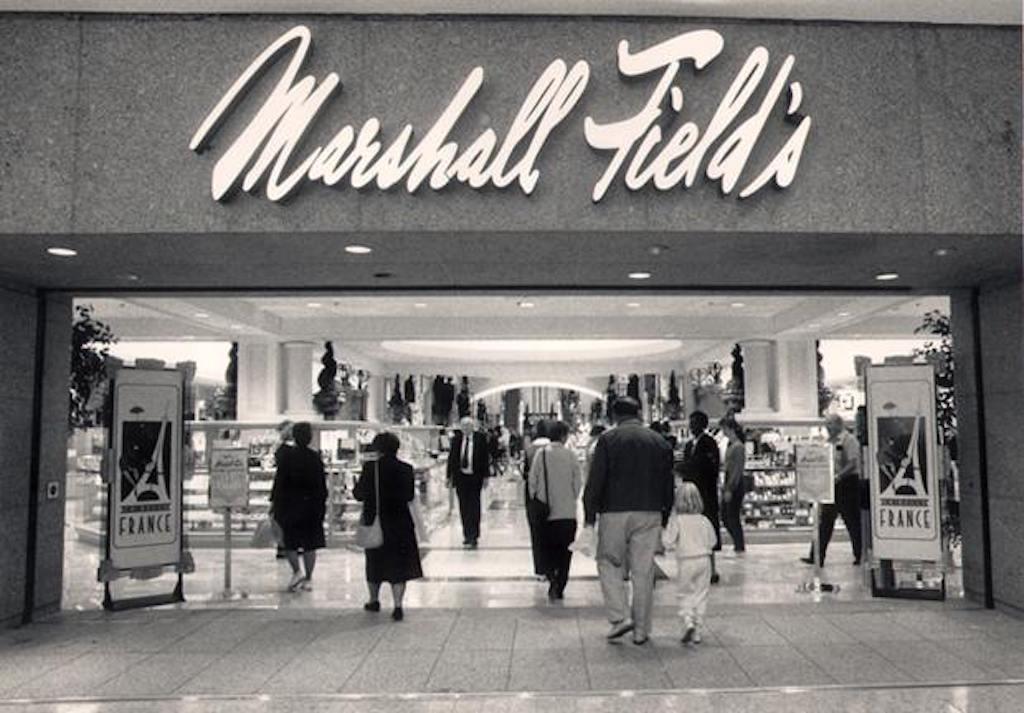 marshall field's store target
