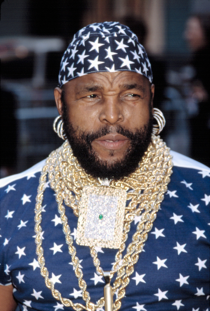 Mr. T Famous People Who Used to be Teachers
