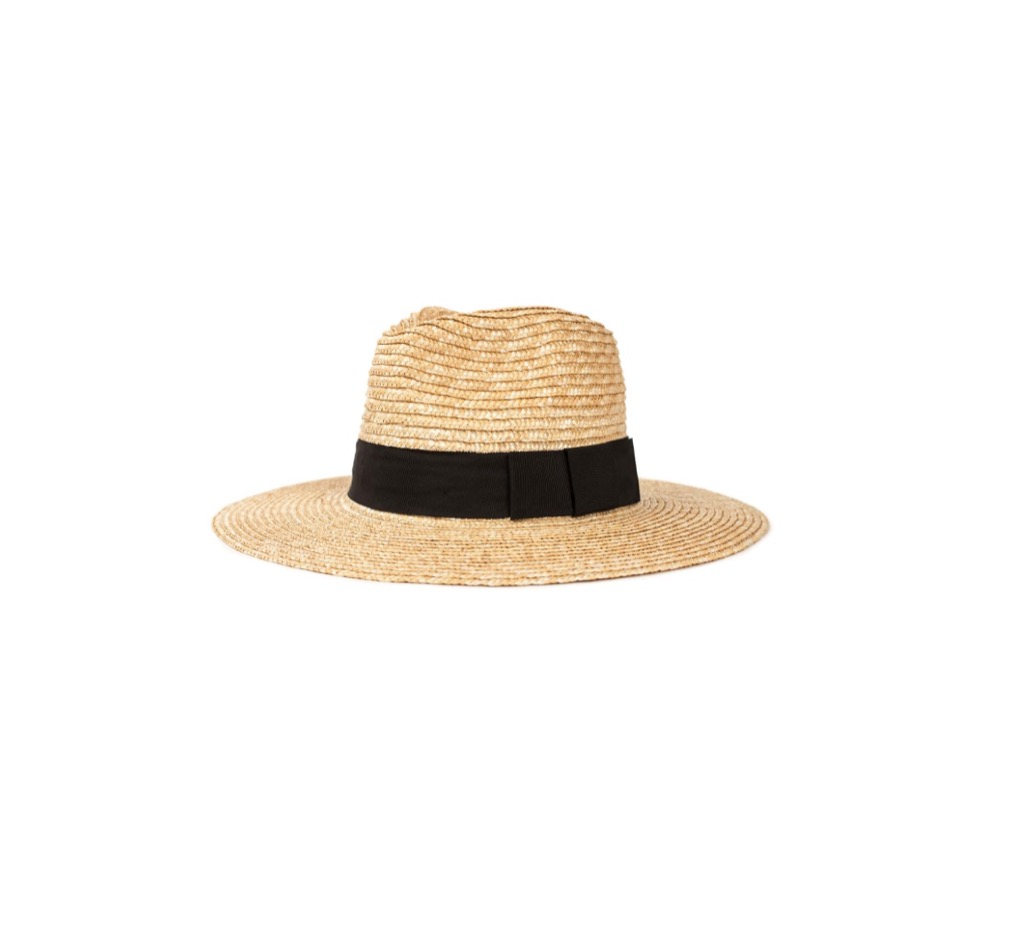 straw hat over 50 accessories