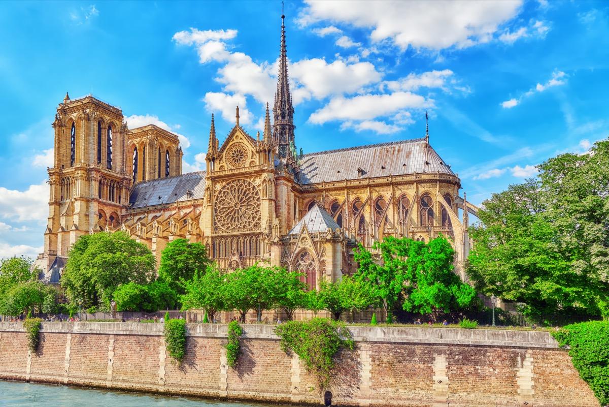 Notre Dame Cathedral Paris Tourist Traps