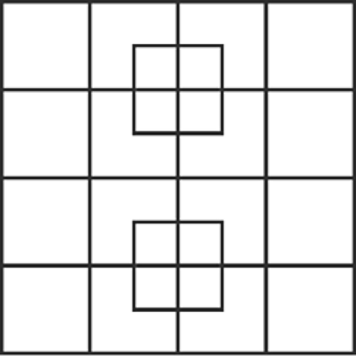 Perceptual puzzle