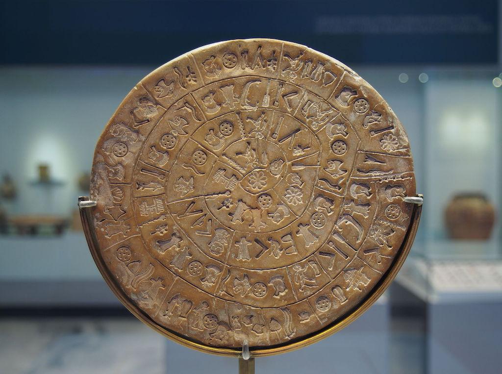 Phaistos Disc History's Greatest Mysteries