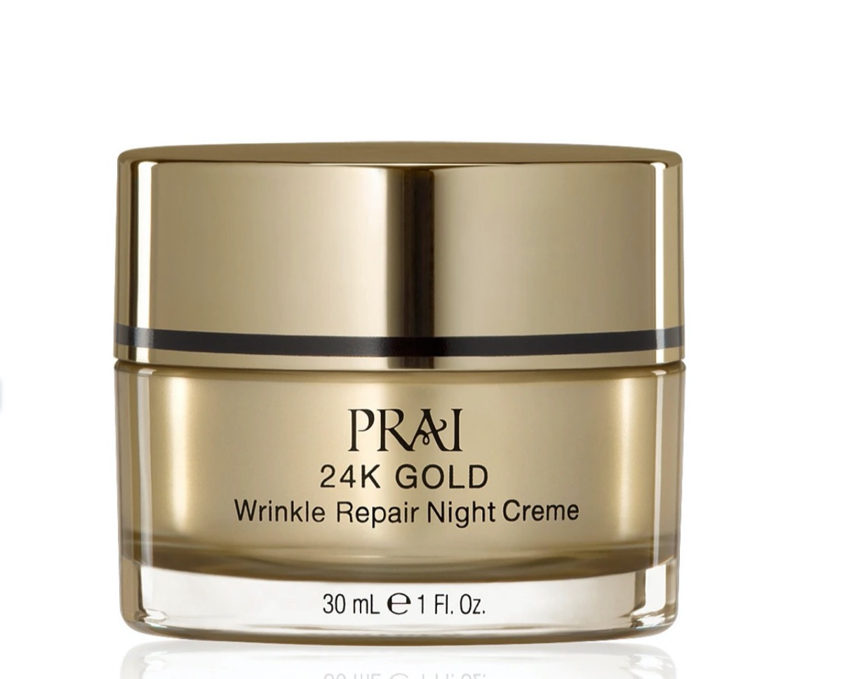 prai 24 karat gold night cream