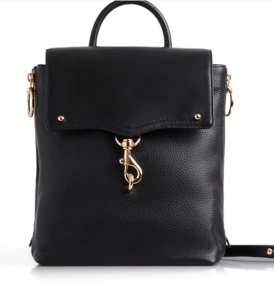 black rebecca minkoff backpack