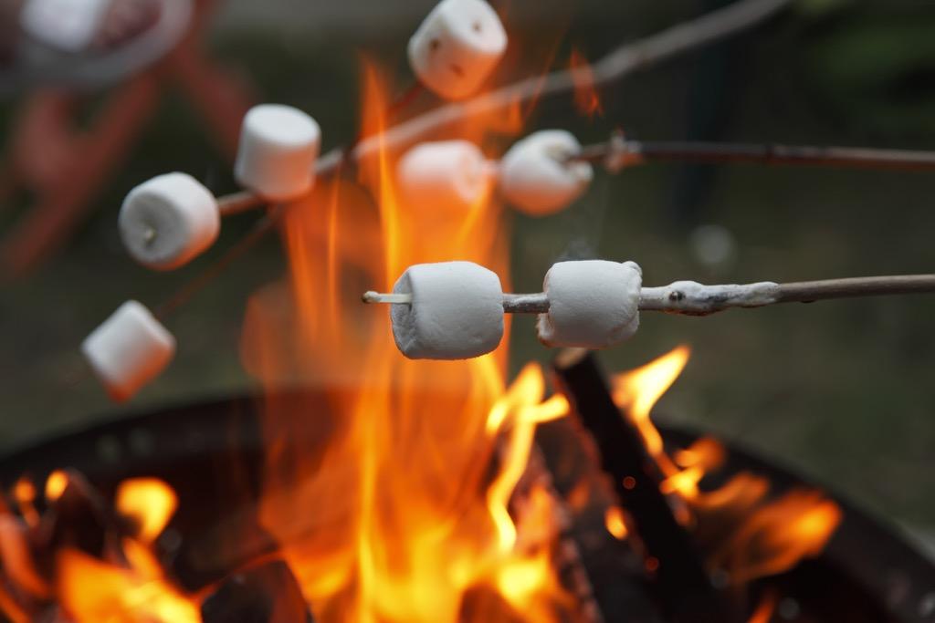 campfire romantic experiences