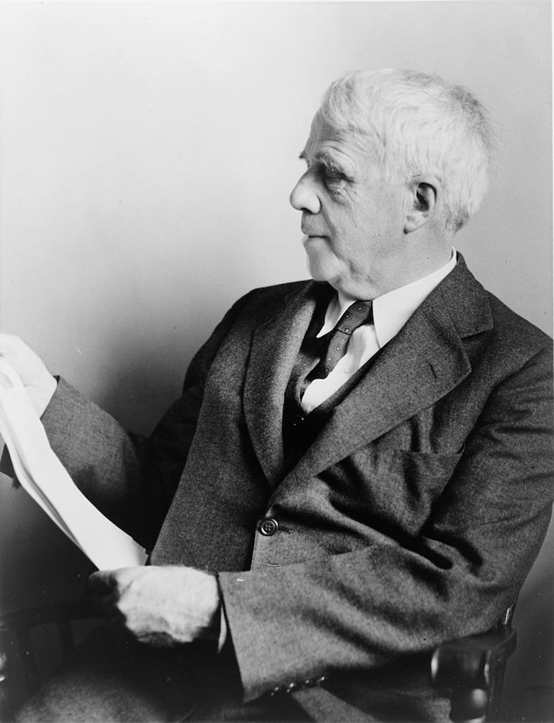 Robert Frost Famous People Who Used to be Teachers