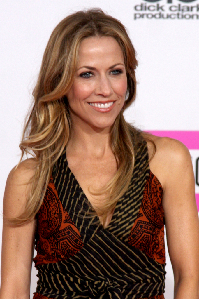 Sheryl Crow Famous People Who Used to be Teachers