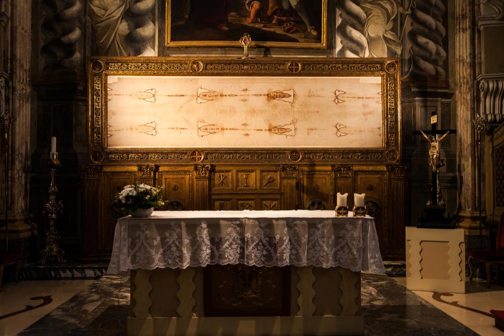 Shroud of Turin Replica History's Greatest Mysteries
