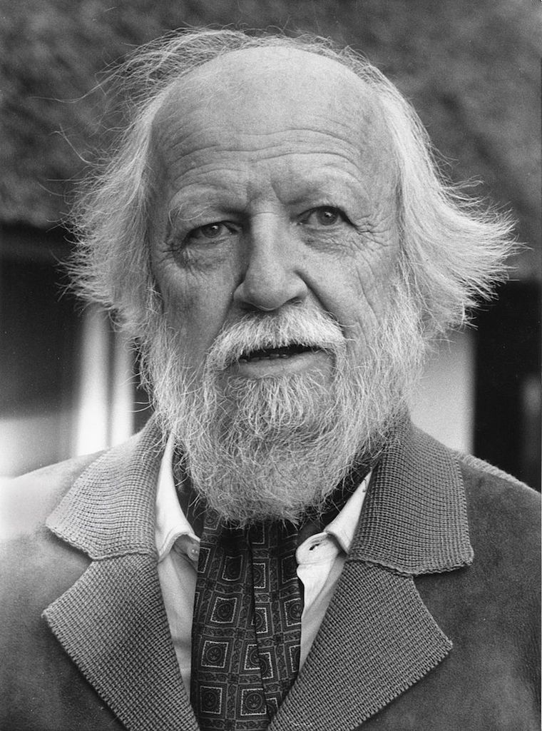 Sir William Golding Famous People Who Used to be Teachers
