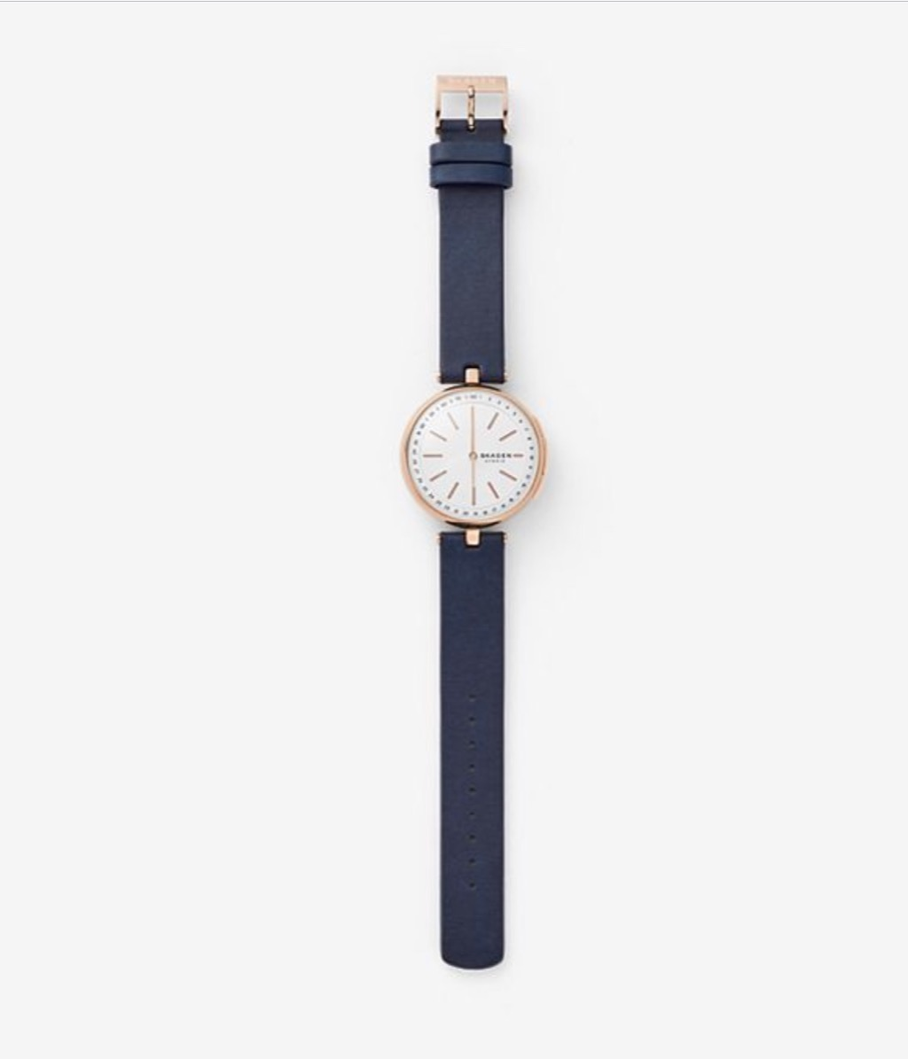 leather watch over 50 accessories