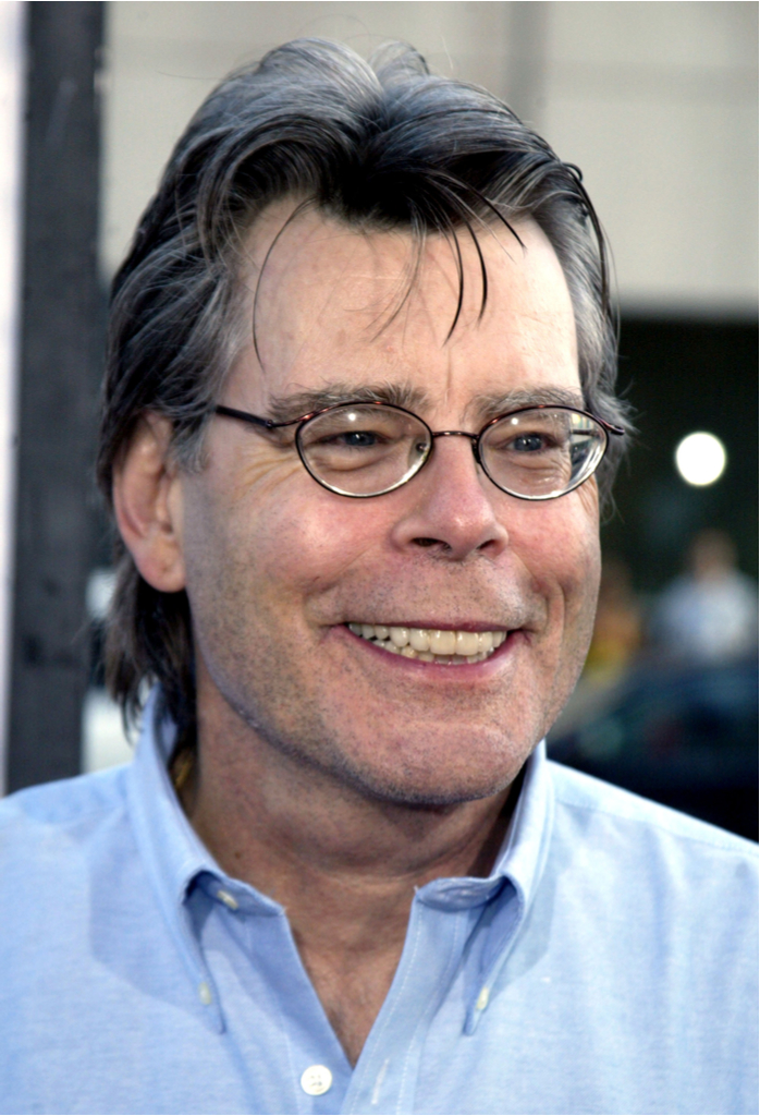 Stephen King Famous People Who Used to be Teachers