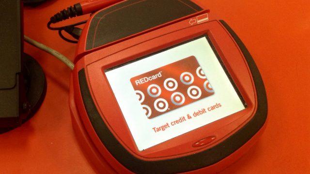 Target credit card REDcard