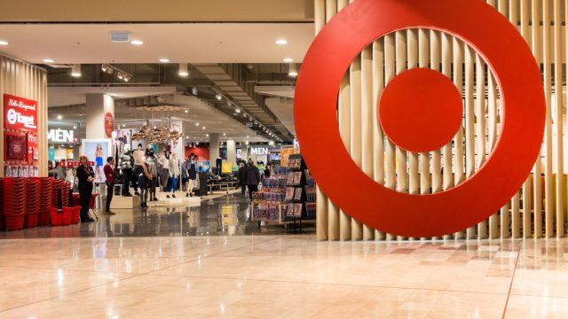 target storefront in melbourne