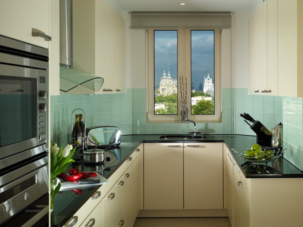 tiny smart kitchen