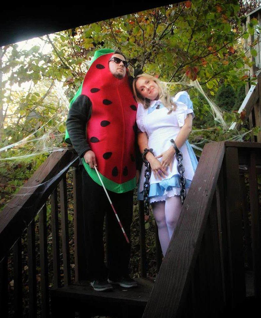 best halloween couple's costume
