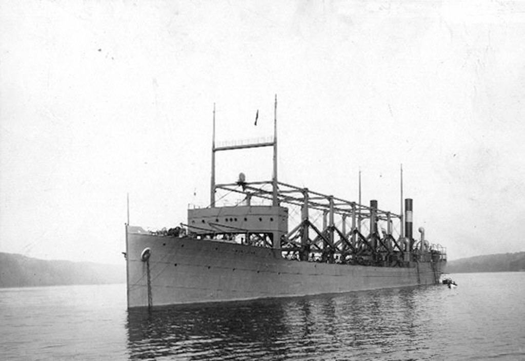 USS Cyclops History's Greatest Mysteries