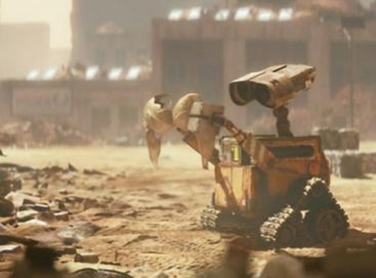 Wall-E Happy Movies That Almost Got Sad Endings
