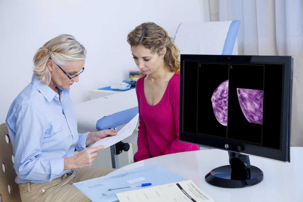 female health concerns after 40