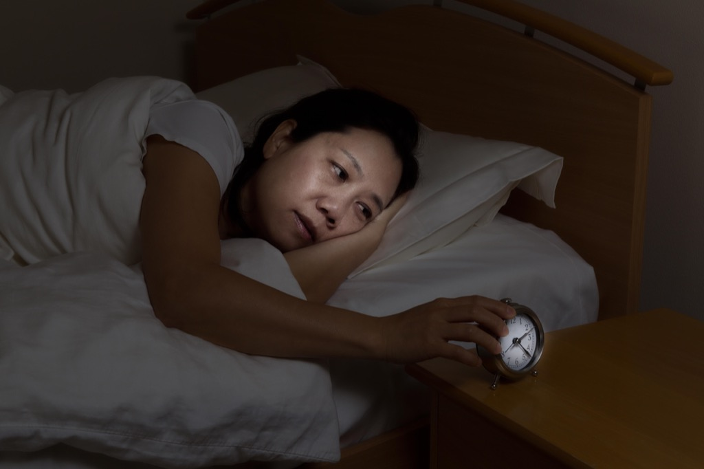 woman with insomnia things you're doing that would horrify sleep doctors