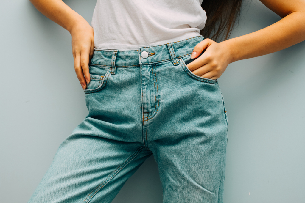 Mom Jeans Clothing Choices Making You Look Older