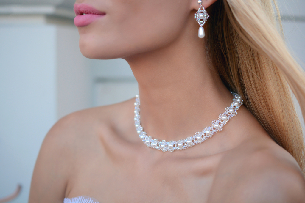 Woman Wearing Pearls Clothing Choices Making You Look Older