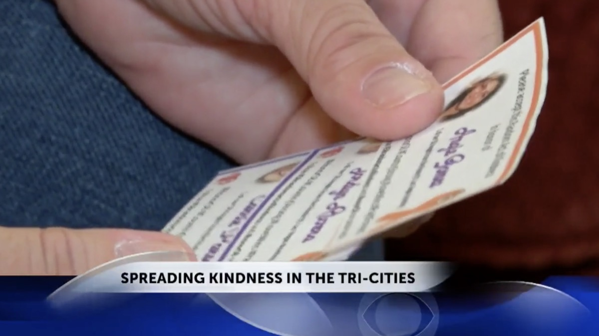In honor of kindness