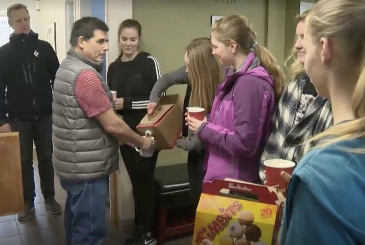 Canada Kindness Doughnuts Coffee