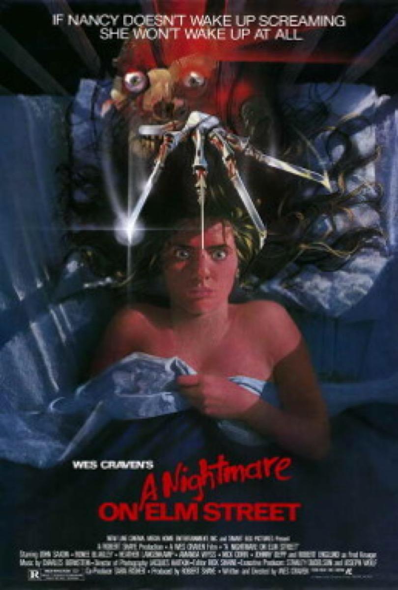 A Nightmare on Elm Street happy alternate movie endings