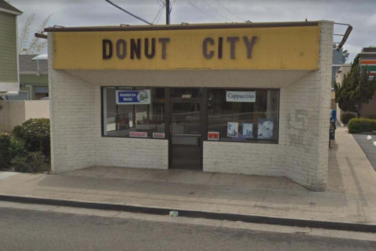 Donut City Shop Kindness