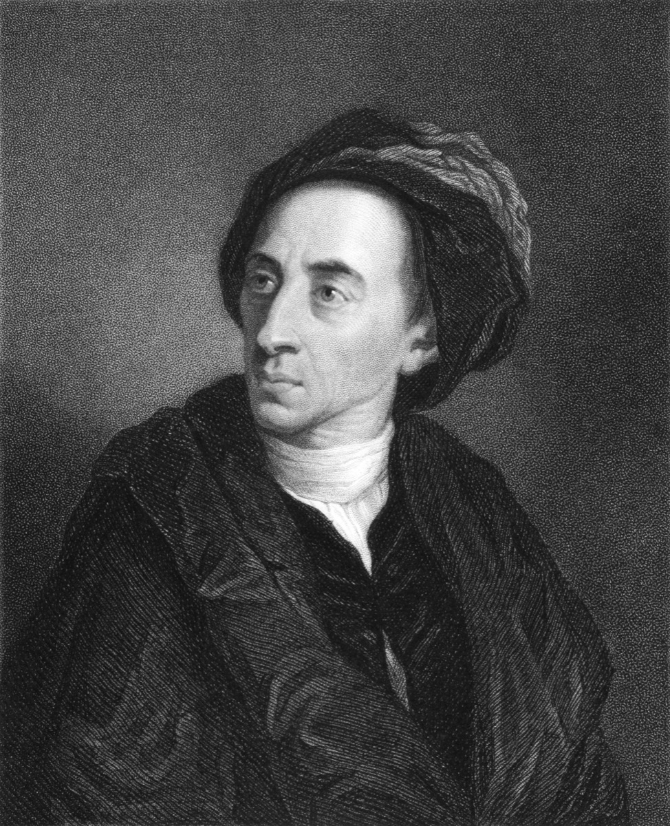 alexander pope happiness facts