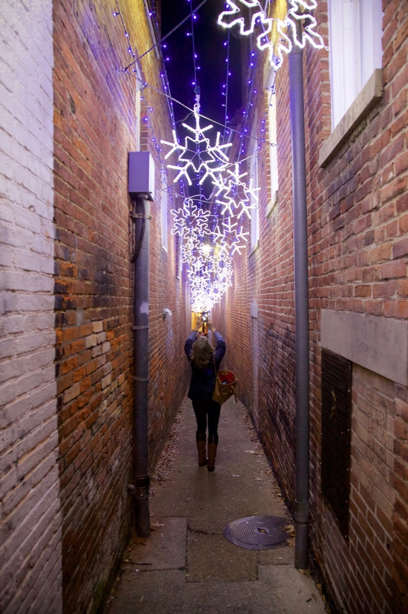 Annapolis, Maryland Christmas towns in America