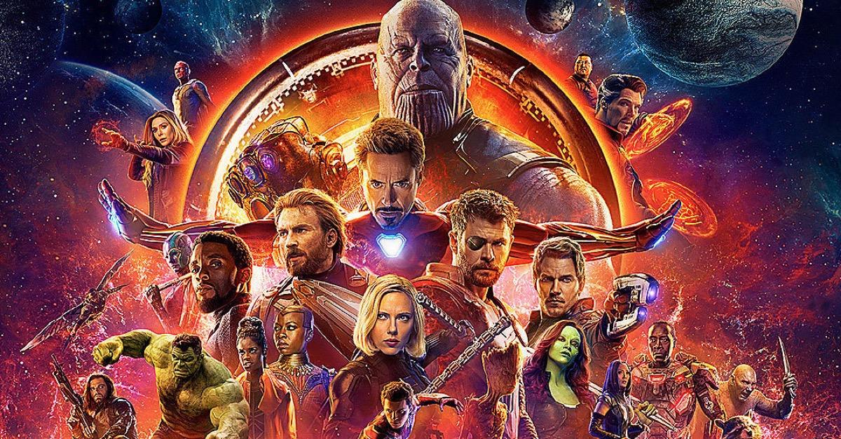 infinity war avengers 2018 pop culture