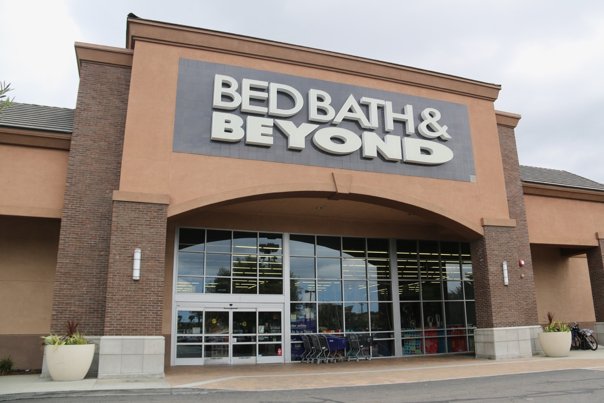 Bed Bath and Beyond Store {Discount Shopping}