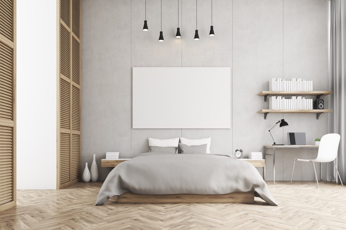 Bedroom Multipurpose Space celebrity home design tricks