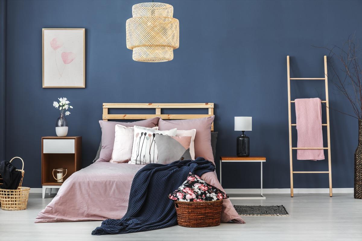 Bedroom Nightstands celebrity home design tricks