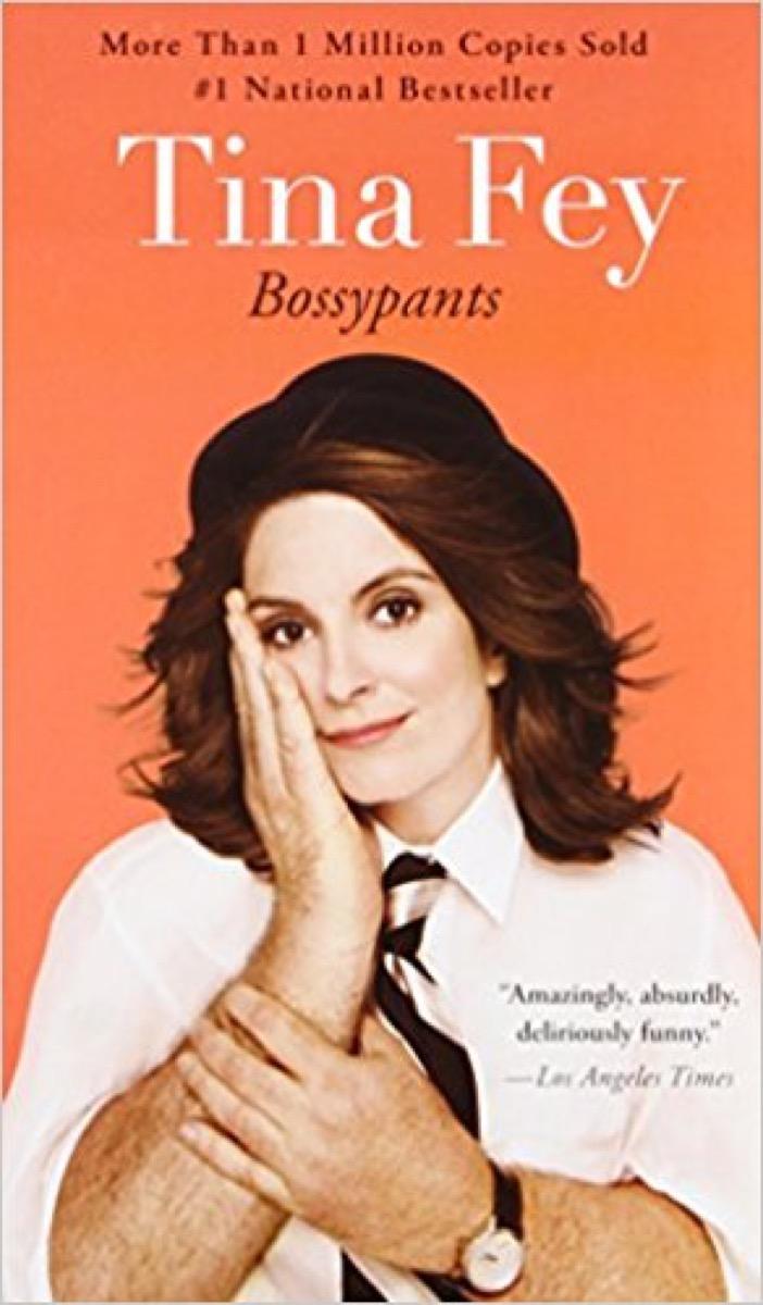 bossypants 40 funny books