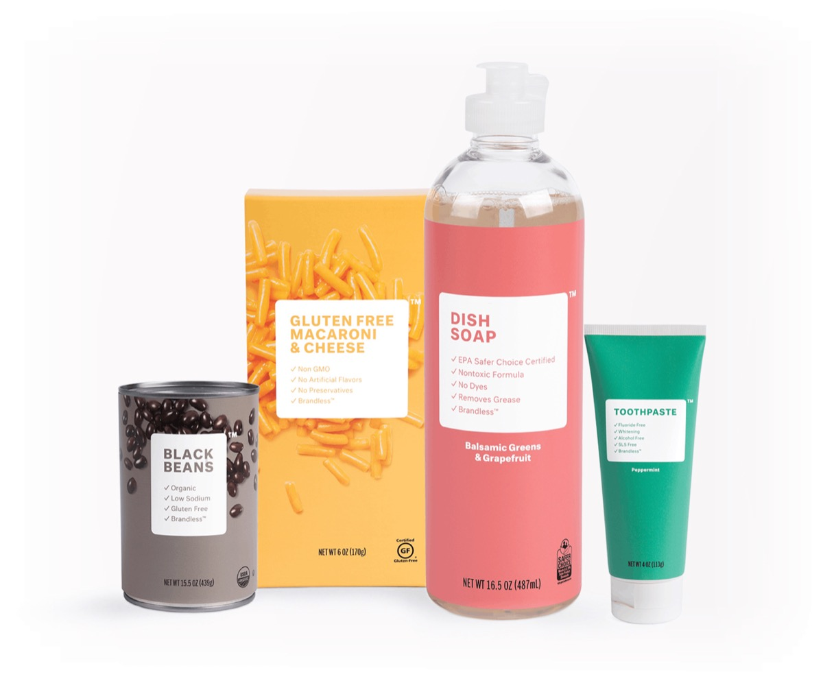 Brandless Products {Discount Shopping}