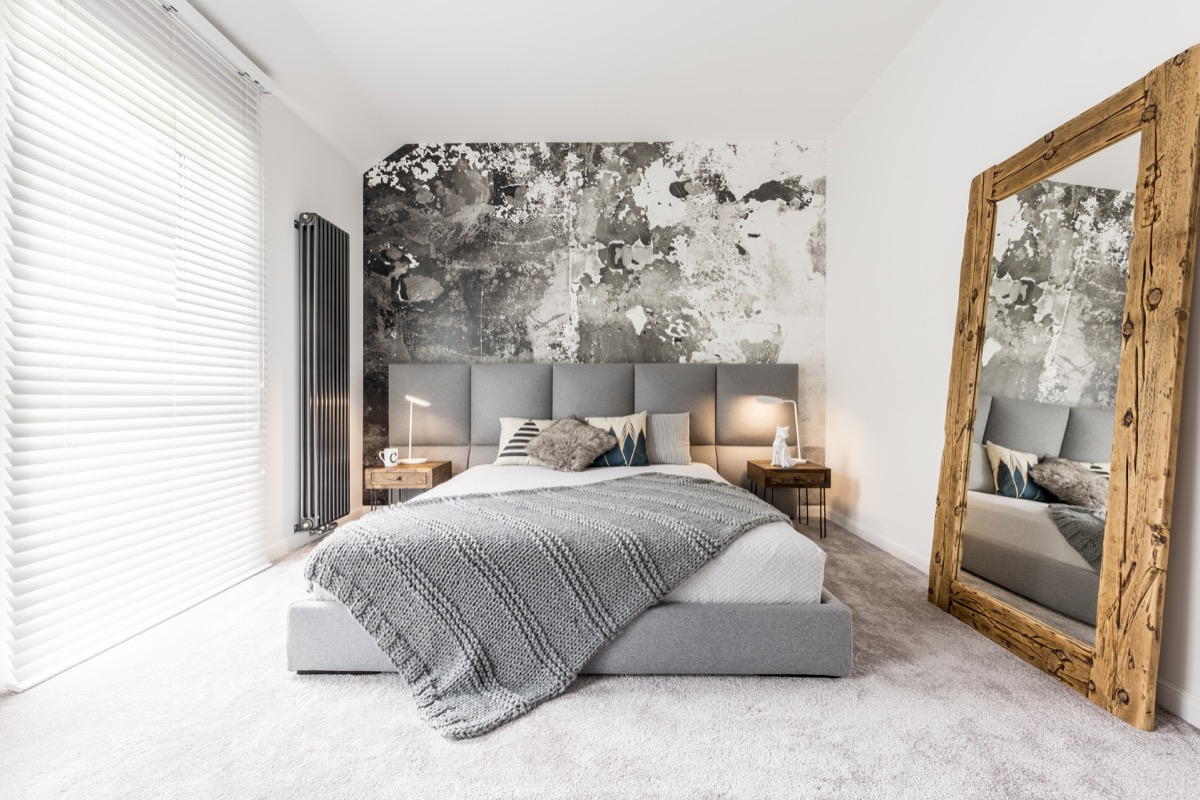 Bright Bedroom celebrity home design tricks