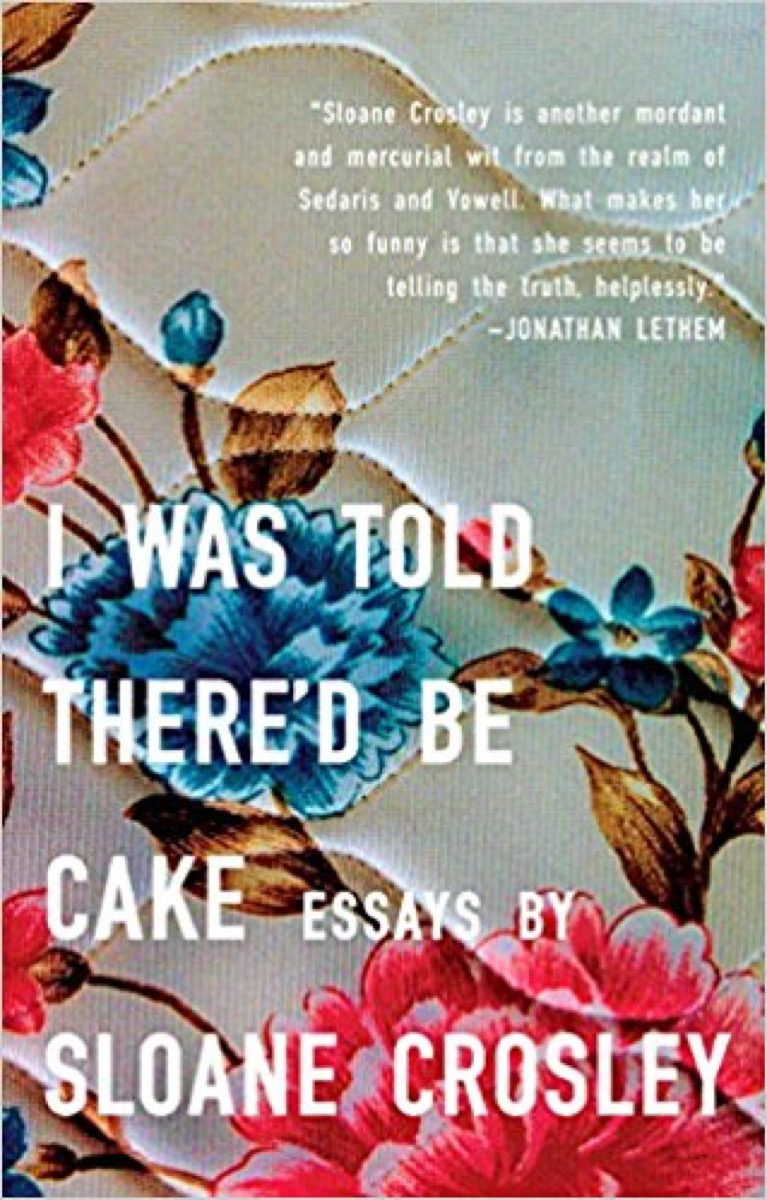 i was told there'd be cake 40 funny books