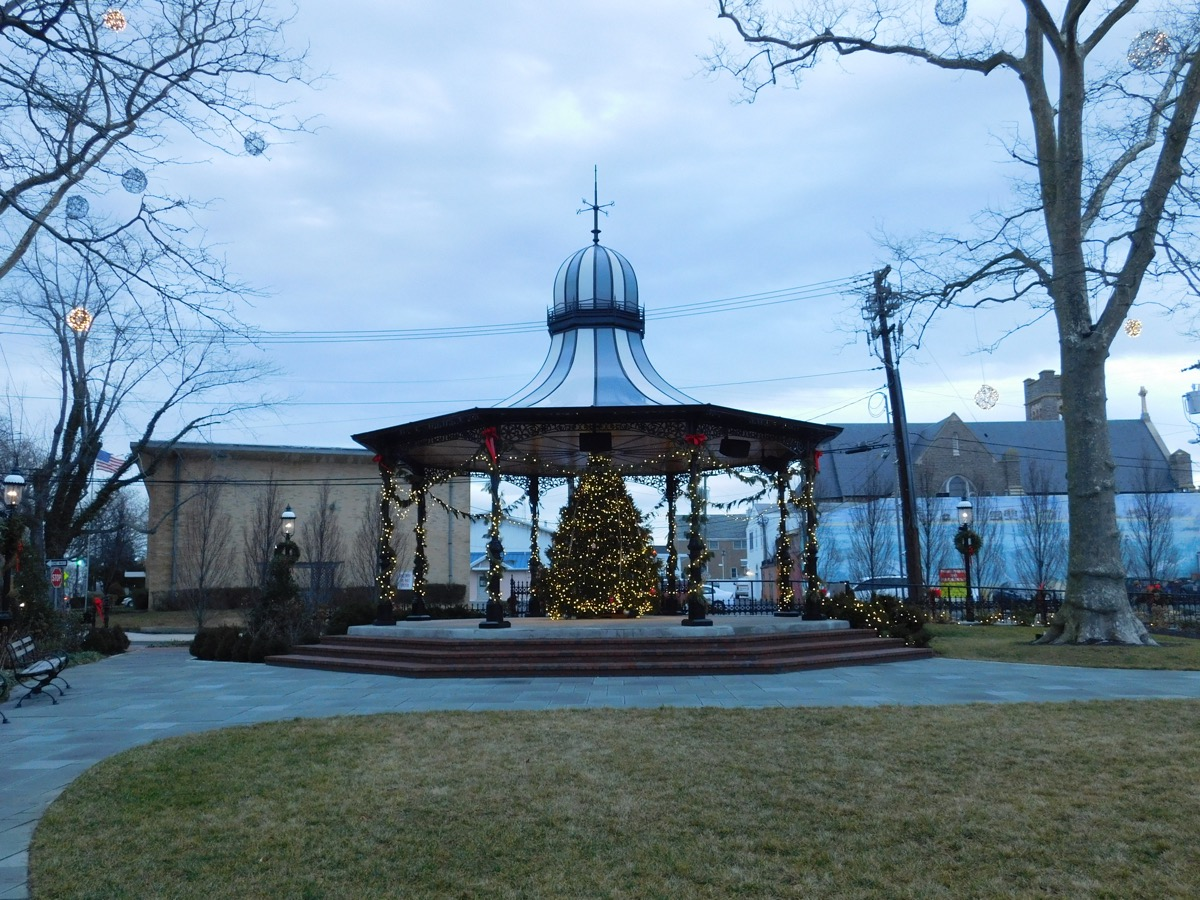 Cape May New Jersey State Christmas Tree