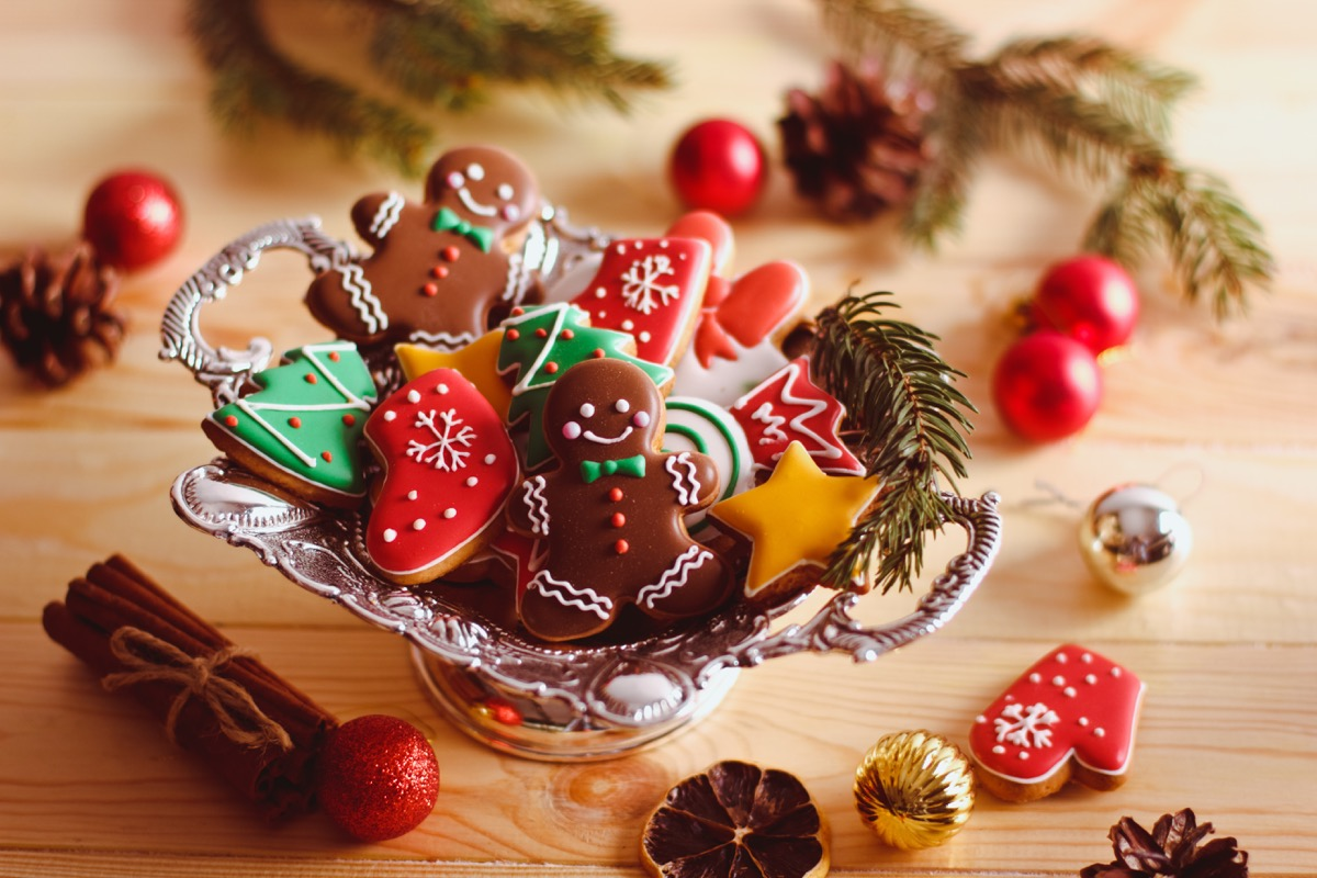 Christmas Cookies {Holiday Depression}