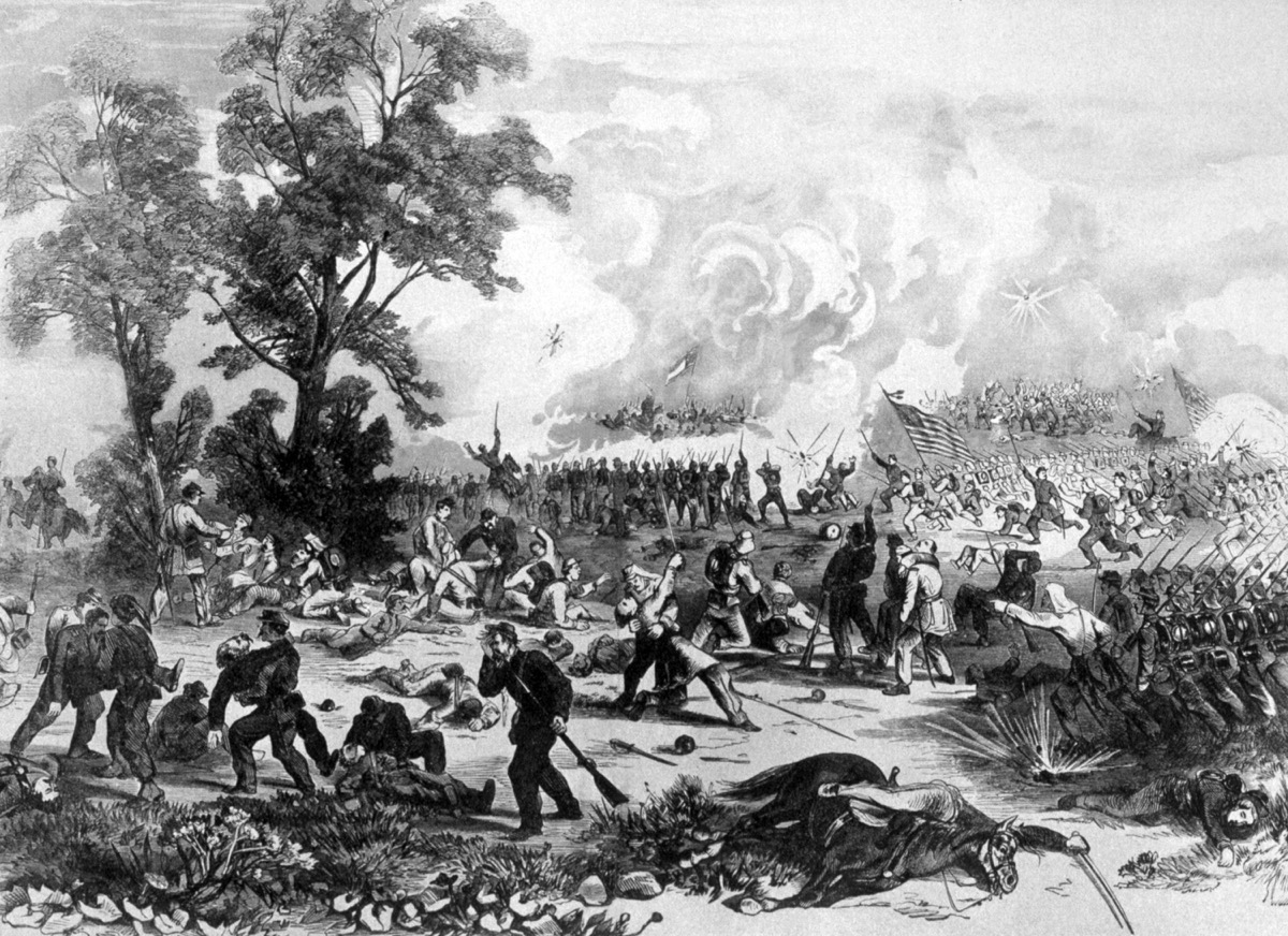 the battle of bull run in the civil war