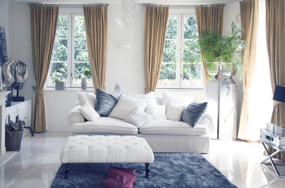 Classic Home Decor celebrity home design tricks