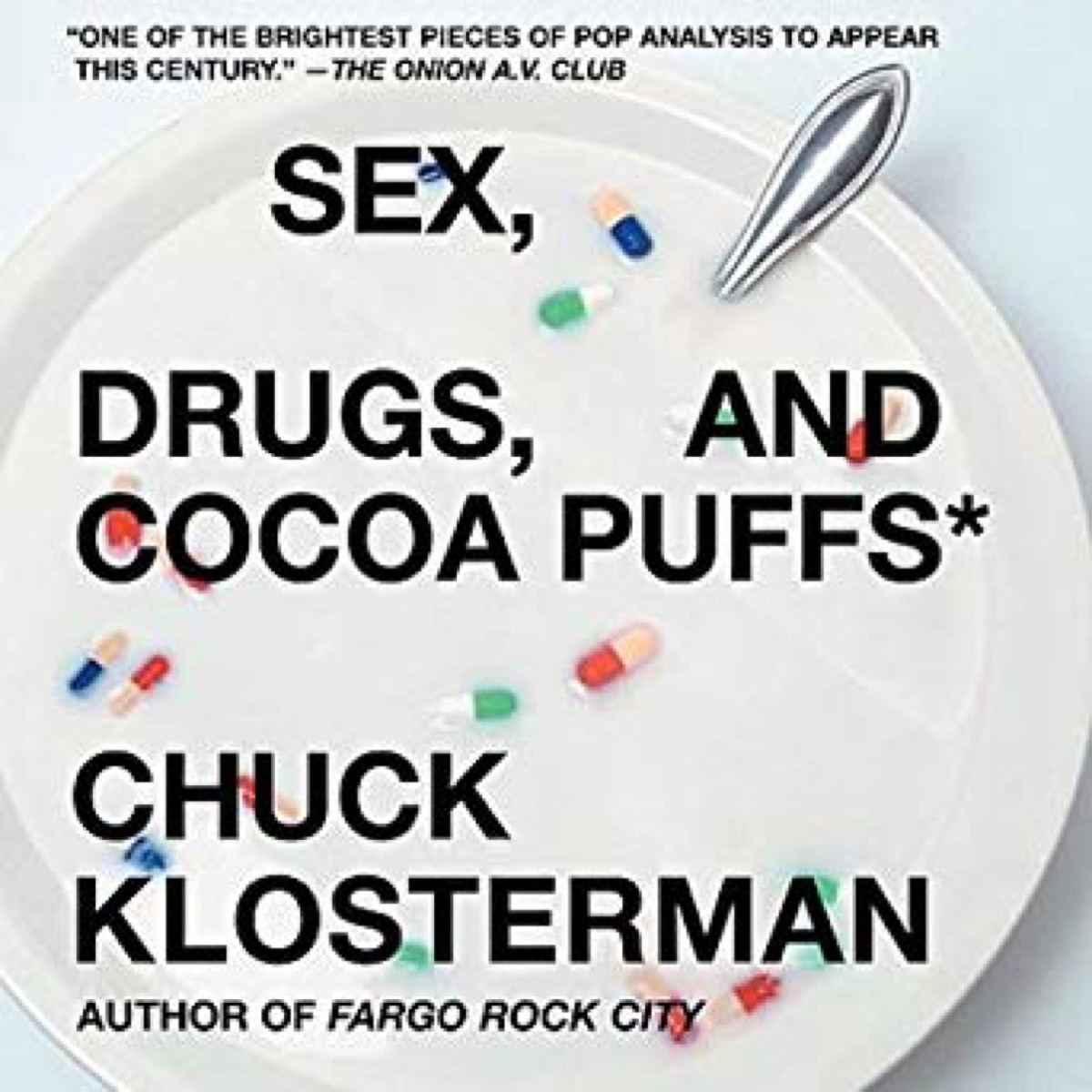 sex drugs and cocoa puffs 40 funny books