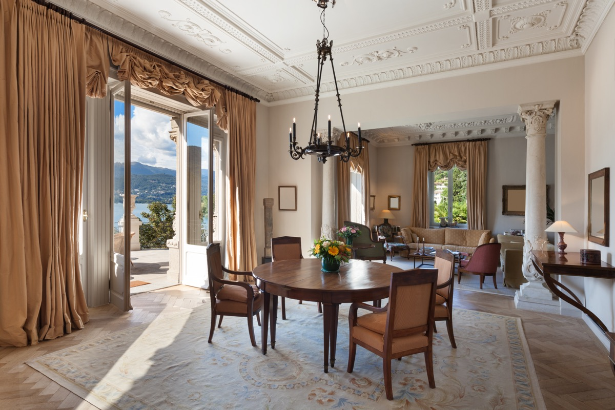 decorative ceiling in home celebrity home design tricks