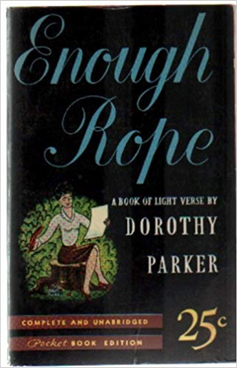 enough rope 40 funny books