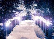 Estes Park, Colorado Romantic Christmas Towns