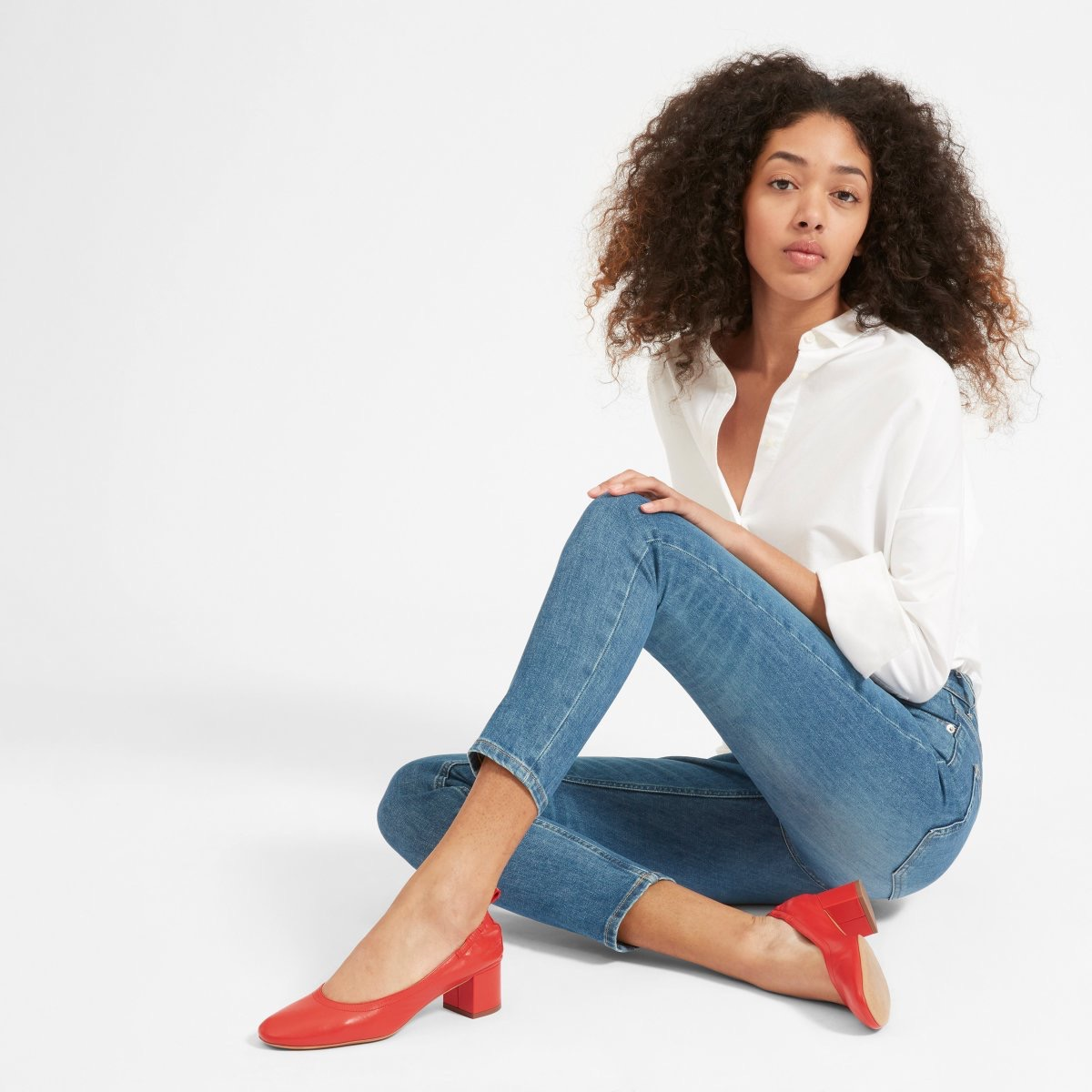 Everlane red heels popular holiday gifts